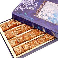 Diwali Gifts Indian Sweets - Nani's Special Besan Barfi (800 gm)  Free shipping