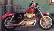 1992 Harley Davidson Prestige Brochure, Full Line, HUGE 54 pgs Electra Glide