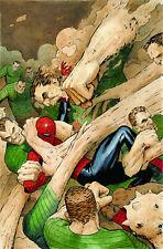 Marvel Comic AMAZING SPIDER-MAN #616 (2009) The Gauntlet File Photo