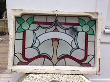 Glass/Cut Glass Victorian Antique Doors