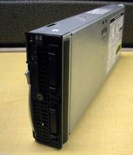 5 x HP ProLiant BL460c G7 Blade Server 2 x SIX-Core L5640 48GB ram 2 x 146GB