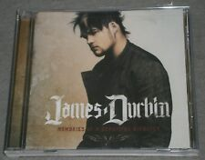 JAMES DURBIN ~ Memories of a Beautiful Disaster CD ~ EXCELLENT Condition