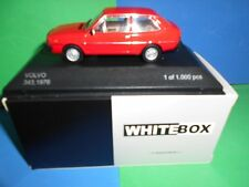 WHITEBOX - VOLVO 343 ...1976  IN RED NEW