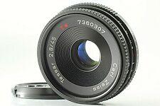 【Near MINT】CONTAX Carl Zeiss Tessar T* 45mm f/2.8 MMJ for RTS II III #200-3