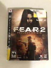F.E.A.R. 2: Project Origin PS3 Sony PlayStation 3 FEAR 2