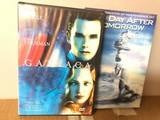 Lot of 2 Thriller Movies: Gattaca/The Day After Tomorrow (#48)