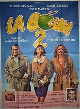 sophie marceau LA BOUM 2 rare  affiche cinema