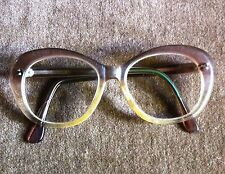 Original Vintage Spectacles Round
