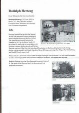 ~   RUDOLF HERTZOG - HISTORICAL COVERS / BERLIN-LEVANT-CONSTANTINOPEL