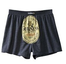 """S-XL Guinness /""""Tall Dark and Have Some/"""" Boxers"""