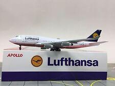 RARE Apollo 1:400 Lufthansa Airlines Boeing 747-400 D-ABVU