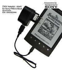 USB-red-cargador f Sony prs-t3 prs-t2 prs-t1 eBook Reader 230 voltios adaptador USB