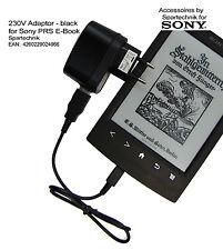 USB-Netz-Ladegerät f Sony PRS-T3 PRS-T2 PRS-T1 eBook Reader 230 Volt USB Adapter