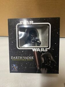 Star Wars Gentle Giant Darth Vader Collectible Bust Revenge of the Sith