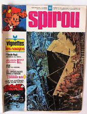 c)SPIROU N°1915 Avec les vignettes Navajos/ L'épervier Bleu