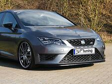 Spoilerschwert Frontspoiler Cuplippe ABS Seat Leon 3 5F SC ST Cupra R FR mit ABE