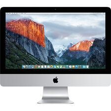 """Apple 21.5"""" iMac - Intel Core i5 - 8GB - 1TB HDD MK442LL/A"""