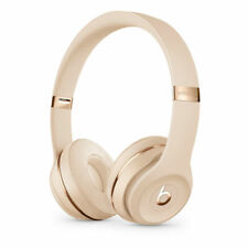 🔥 NEW IN BOX🔥 Beats by Dr. Dre Solo3 Wireless On-Ear Headphones - Satin Gold