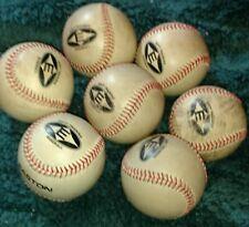 7 Softstrike Safety Baseballs Softballs Easton soft training baseball