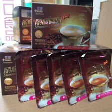 1box*10g*15bag Nature Weight Loss Coffee Diet Slim Fat Burn Chinese Li ou Coffee