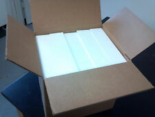 STYROFOAM BLOCKS 18qty PACKING FREE SHIPPING 9.5 x 2.25 x 1.8 Polystyrene NEW