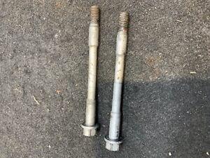 Husqvarna Tc 125 2018 Lower Engine Mount Bolts