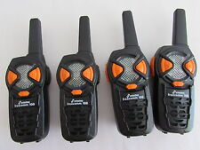 Stabo Freecomm 100 4er Set PMR Funkgeräte Walkie Talkie