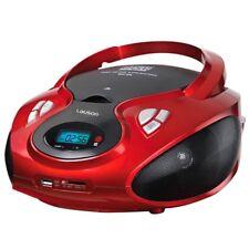 LAUSON CP429 portátil cd radio reproductor de MP3 USB SD Tarjeta De Equipos De Audio Hi-fi Nuevo