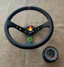 Mozzo Sterzo  Suzuki Vitara 1,6 Volante Sportivo 3 Razze Concave Replica