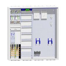 Hager Zählerschrank Komplettschrank 1Zähler Verteiler APZ ZB34APZ2 Multimedia