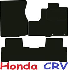 Honda Cr-V Manual Tailored car mats ** Deluxe Quality ** 2012 2011 2010 2009 200