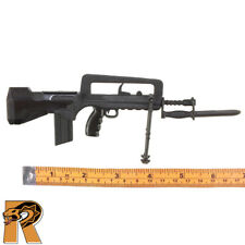 Weapons Depot - Famas Machine Gun #1 - 1/6 Scale - GI JOE Action Figures