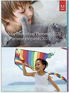Photoshop Elements 2020 & Premiere Elements 2020 [PC/Mac]