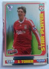 Topps Total Football 2009 #173 Fernando Torres Liverpool Fc