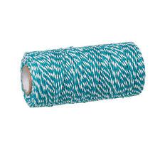 92m Bastelschnur 1,5 mm dick,Baumwollband Baumwollschnur Schmuckband Faden