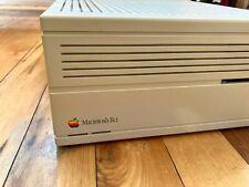 Vintage Apple Macintosh Mac Iici Computer M5780 Beautiful! 8Gb Sd