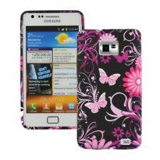 Fundas y carcasas lisos Para Samsung Galaxy S color principal rosa para teléfonos móviles y PDAs