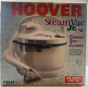Hoover SteamVac Jr Compact Portable Deep Spot Cleaner
