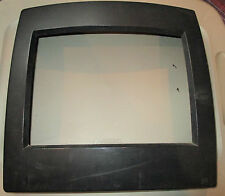 MIDWAY INFINITY TOUCHMASTER ARCADE COUNTERTOP BLACK MONITOR BEZEL PIECE, GUC