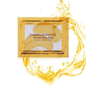 Gold Anti Ageing 1-50PRS COLLAGEN UNDER EYE MASK - Wrinkle Bag dark circles spa