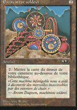 MTG Magic - Alliances  - Excavateur Soldevi  -  Rare VF