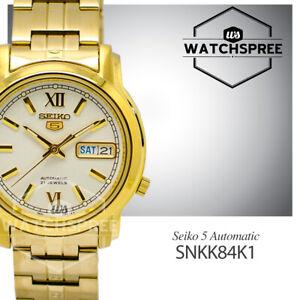 Seiko Men 5 Automatic Watch SNKK84K1