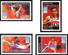 TURKEY 2004, GAMES OF 30. OLYMPIAD IN ATHENS OLYMPIC, MNH