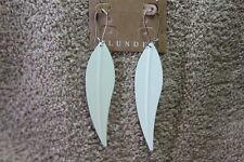 """- 3.5"""" Drop (Pe131) Plunder Earrings (new) Marilee"""
