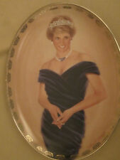 PRINCESS DIANA Collector Plate #4 A VERY SPECIAL PRINCESS Queen of Our Hearts