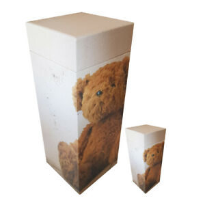 ScatterPod Ashes Urn - Teddy Bear - Various Sizes