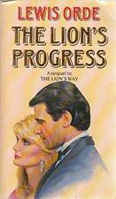 Orde, Lewis, Lion's Progress, Very Good, Paperback