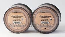 Bareescentuals bareminerals Medium C25 8g XL Original foundation SPF 15 Lot of 2