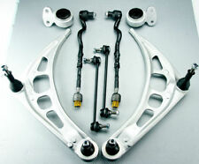 FOR BMW 3 SERIES E46 FRONT SUSPENSION STEERING ENDS WISHBONE ARMS COMPLETE SET