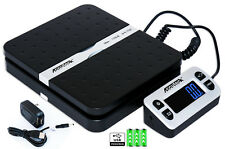 Accuteck ShipPro W-8580 110lbs x 0.1 oz Black Digital shipping postal scale